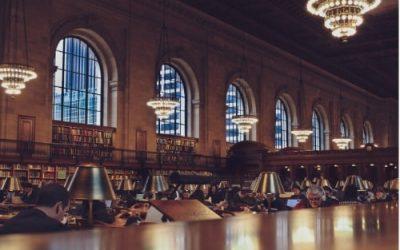 Encuentra la mejor biblioteca para estudiar oposiciones