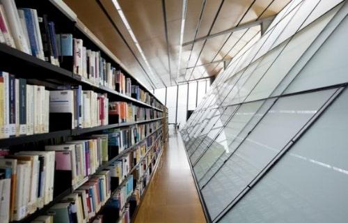 bibliotecas para estudiar oposiciones