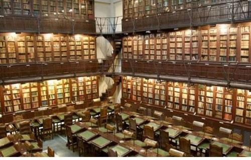 bibliotecas para estudiar en madrid
