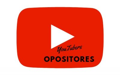 Estos YouTubers/opositores te van a ayudar con sus experiencias