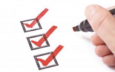Consejos para aprobar examen tipo test